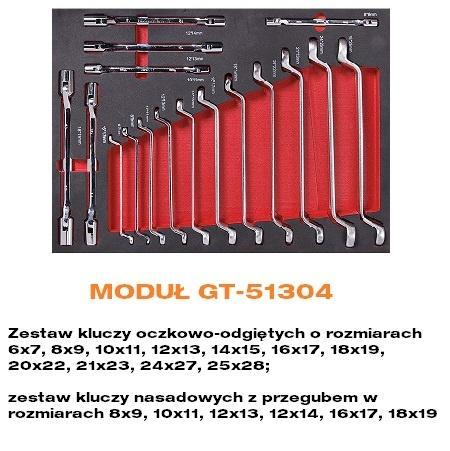 pol pl Modul GT 51304 GTools 10058 1 - Wózek z wyposażeniem