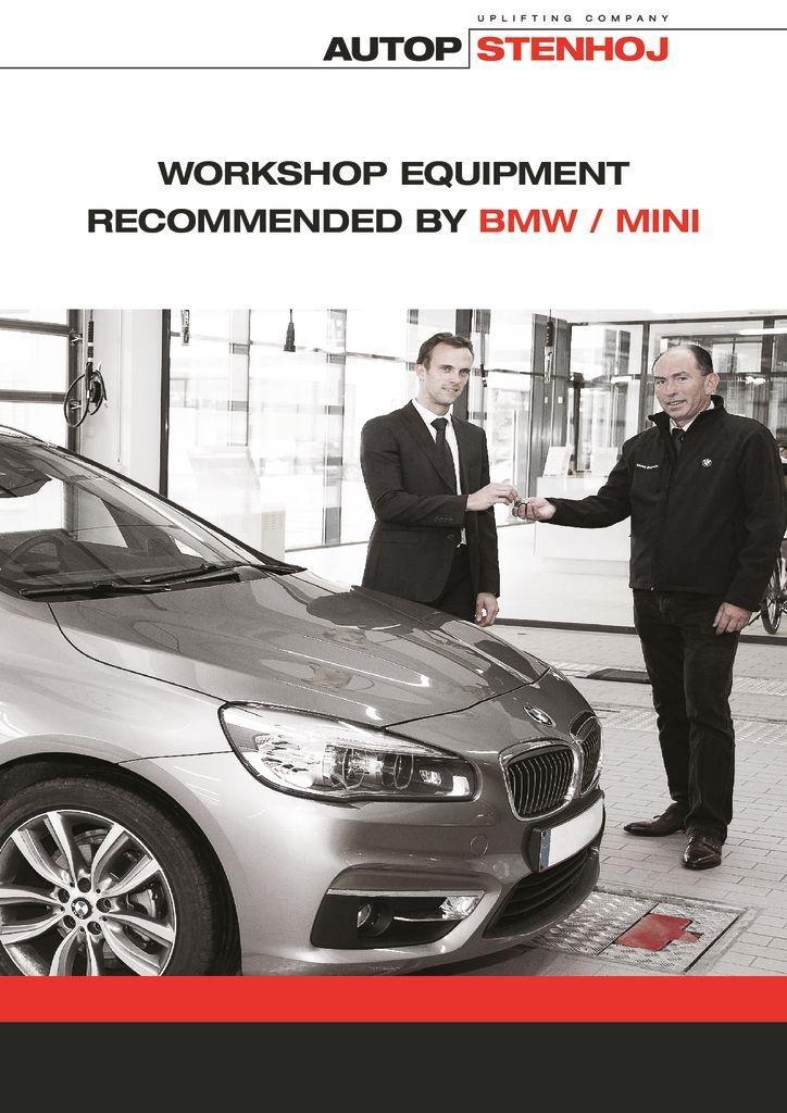 Freigaben BMW EN 122017 pdf - AUTOPSTENHOJ technologia dla BMW