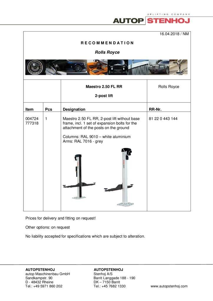 Maestro 250 FL RR EN  042018 1 pdf - Rolls-Royce