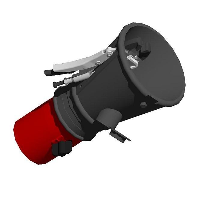 grng ssawka elwico serwis - Bębnowy odciąg spalin do samochodów osobowych