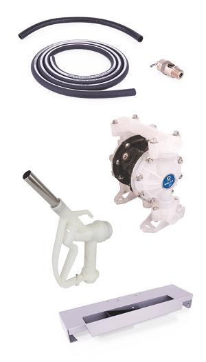24v679 standard zestaw ad blue na beczkę elwicoserwis - Zestaw dozowania AdBlue® na beczkę