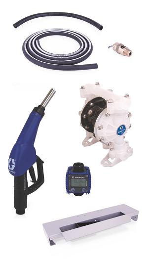 24v686 standard zestaw ad blue na beczkę elwicoserwis - Zestaw dozowania AdBlue® na beczkę