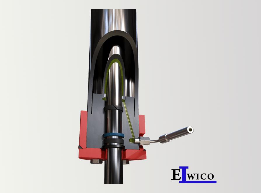 Cylinder podnoszący elwicoserwis - Podpodłogowa technologia podnoszenia
