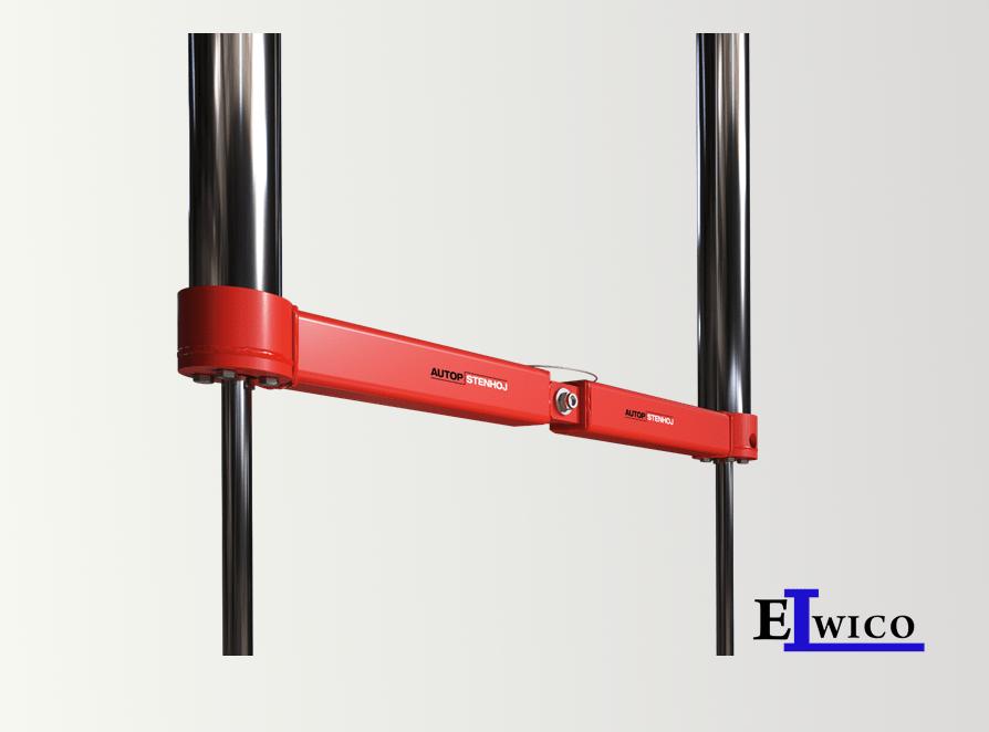 Jednostka synchronizacji elwicoserwis - Podpodłogowa technologia podnoszenia