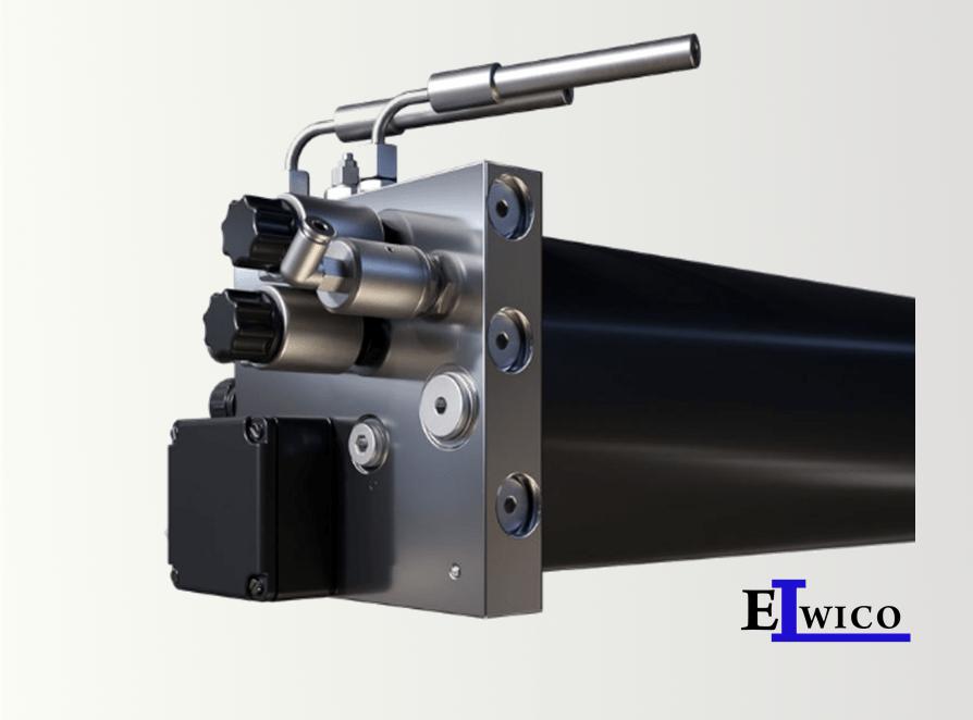 Pompa hydrauliczna  elwicoserwis 1 - Podpodłogowa technologia podnoszenia