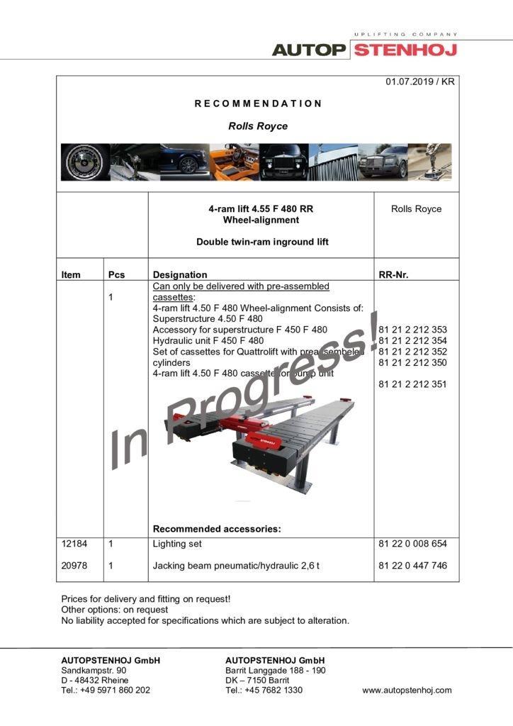 Update 4 ram 455 F 480 RR EN  2 pdf - Rolls-Royce