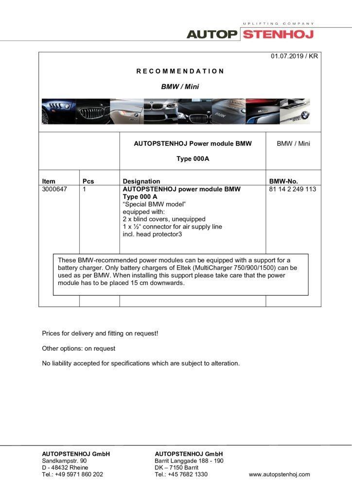 Update Firmenname Energieampel Typ000A EN  pdf - BMW / Mini