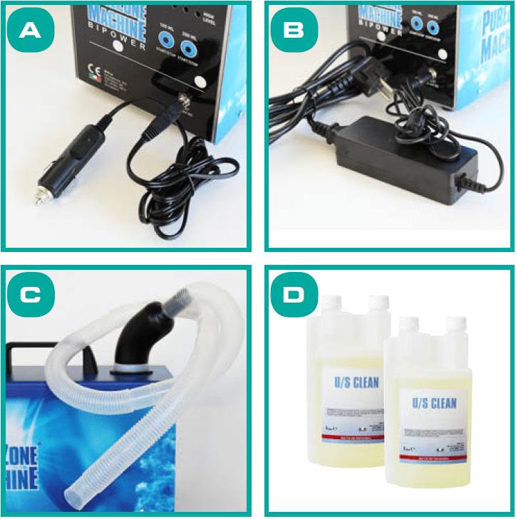 PureZone ultradźwiękowe urządzenie dezynfekujące 3 elwicoserwis - PUREZONE odkażające urządzenie ultradźwiękowe