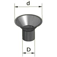 Podpodłogowy system odciągu spalin przyłączanym do wyjścia w podłodze oddciagpodpodlogowy elwicoserwis 200 - Podpodłogowe wyciągi spalin