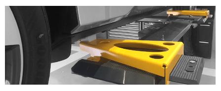 Platformy do ML do samochodow elektrycznych - Adaptery do samochodów elektrycznych płyt xy do podnośnika podpodłogowego